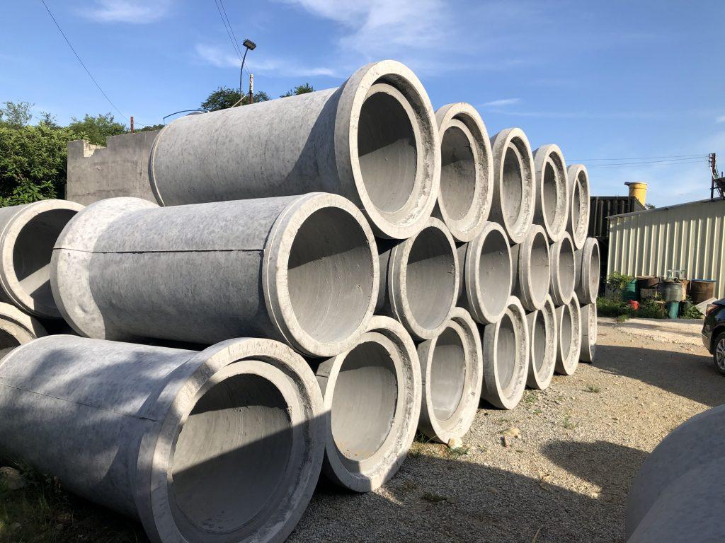 DN800钢筋混凝土排水管缩略图